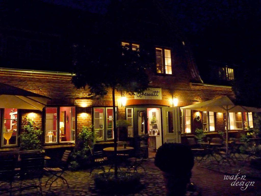 Landhaus Unewatt - ganz in der Nähne des Ferienhof Langballig